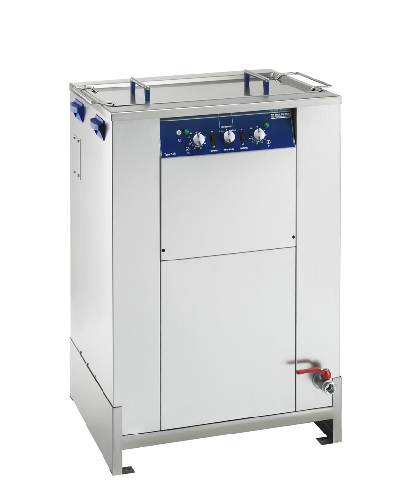 Ultrasonic Cleaning Unit Type 5.05